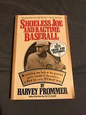 Shoeless Joe And Ragtime Baseball Infamous 1919 World Series, 1St '92