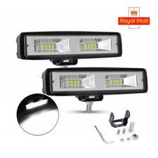 LED Work Light Bar Flood Spot Lights Driving Lamp Off-road Car Truck SUV 12V 24V