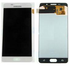 Display Lcd  Touch Screen Ricambio Originale Samsung Galaxy A310F A3 2016 Bianco