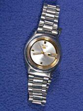Original Vintage Seiko 5 DX Men's Automatic Watch - Ref#7009-3020 - 17 Jewels