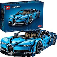 LEGO Technic Bugatti Chiron (42083) new in original Lego shipping carton Bugati
