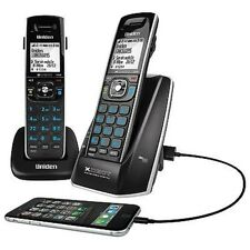 NEW Uniden XDECT8315+1 Twin Handset Digital Cordless Phone System Bluetooth