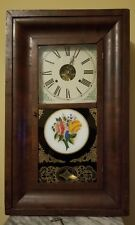 William S Johnson Ogee Clock NO RESERVE!!!!