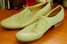 Vintage Hanover Wing tips by Andre Marseille / 10 1/2 / Oxfords / Leather Dress