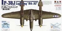 "1/72 WW2 Fighter: Lockheed P-38J Lightning ""8th Air Force"" [USAAF] : Platz"