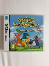 Pokémon Mystery Dungeon: Explorers of Sky - Nintendo DS - Complete with Manual