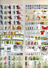 Bund, kleine postfrische Sammlung mit dutzenden Sätzen