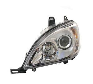 For Benz W163 ML-Class Driver Left Halogen Headlight Assembly Hella 223151051