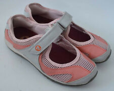 Ladies Merrell Myko Drift Dusty Rose Pink & Grey Trainers Pumps Shoes Size UK 4