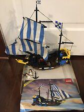 LEGO Pirates Caribbean Clipper 6274 Vintage Set - 99% Complete W/ Instructions