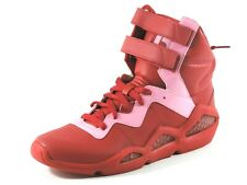 Reebok Womens Shoes CL Chi-Kaze-W Basketball Retro Leather Red Pink J89217