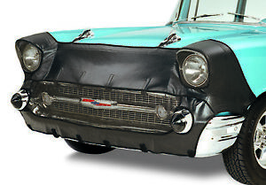 1957 Chevrolet Car Front End Mask Bra by Wardlow 02111002 With License W/ Guards