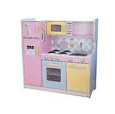 Kidkraft Large Pastel Play Kitchen - 53181