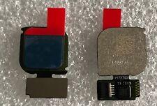 fingerabdrucksensor Sensor de dedo Táctil ID Frame Flex Botón Azul Huawei P10