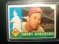 1960 Topps #285 Harry Anderson Phillies NmMt High Grade