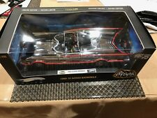 1966 1:18 Scale Batmobile In Limited Edition Of (3000) In Chrome W/ FIGURINES.