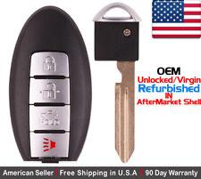 1x OEM Original Keyless Entry Remote Control Key Fob For Nissan & Infiniti
