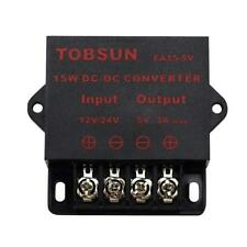 DC Converter Step Down Regulator 5V 3A 15W Regulated Power Supplies Transformer