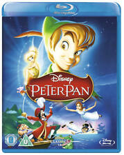 PETER PAN*****BLU-RAY******REGION B*****NEW & SEALED
