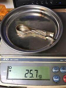 14K Tri Color 14k  Solid Gold Bracelet