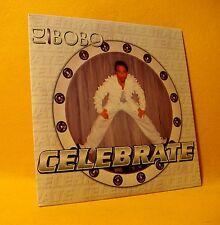 Cardsleeve Single CD DJ BOBO Celebrate 2TR 1998 eurodance dance