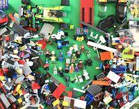 LEGO 5lb - Classic, TECHNIC, Ninjago - Bulk Pound Lot w/ Star Wars Figures