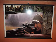 Yugoslavia JNA army M69 sniper rifle scope ON-2  poster