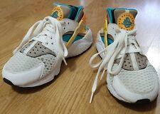Nike Air Huarache Ultra Run Trainers Shoes SE Womens White Size UK 4 EUR 37.5