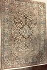 VintageTribal Persian Wool on Cotton Rug  10 x 7