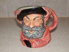 """Royal Doulton China Small Toby Jug Mug Falstaff D6385 3 1/2"""""""