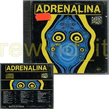 """CD 1992 ITALO DANCE """"ADRENALINA"""" MIXATA DA VITO ANDRIANI - SIGILLATO SEALED"""
