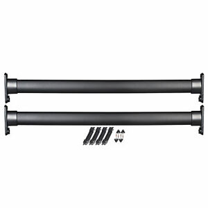 OEM NEW Roof Rack Cross Bars 2-pc & Hardware 07-16 Ford Expedition 7L1Z7855100AA