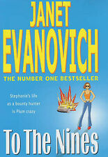 To the Nines by Janet Evanovich  Hardback Dustjacket