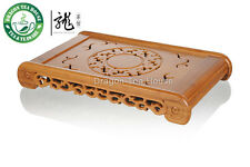 Cerchio solare * Bambù Gongfu Tea vassoio da portata 50*29cm