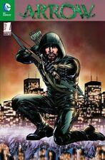 Arrow (alemán) # 1 Variant Green Arrow cómic a la serie de TV - 222ex-Panini 2013