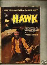 Approved Comics  #7 -1955  Hawk 6 / St John...vg/gd