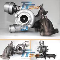 Turbolader AUDI - SKODA - VW - SEAT 1,9 TDI 101 PS 116 PS ATD 038253016LX TT24