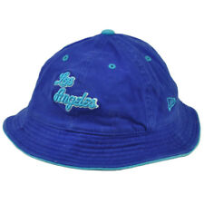 detailed look 76986 e8b4c NBA Los Angeles Lakers Sun Bucket Large XLarge Hat Crusher New Era Blue HWC