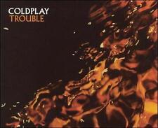 Trouble [4-track Single] by Coldplay (CD, Aug-2001, EMI Music) digipak