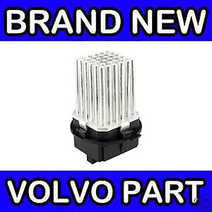 Volvo S60 II, V60 (11-18) Heater Motor Resistor