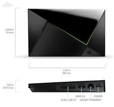 Nvidia Shield TV P2897 16GB 4k Media Streamer only. No power. No remote. 2017