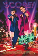 A Night at the Roxbury Double Sided Original Movie Poster 27x40 inches