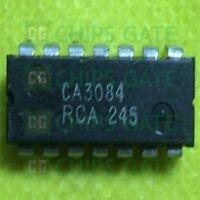 1PCS RCA CA3084 DIP14