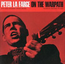 Peter La Farge - Peter Lafarge on the Warpath [New CD]