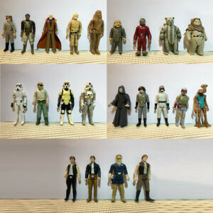 Star Wars Figures Figurines - Vintage Loose