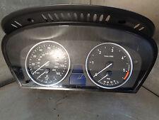 BMW E60 E61 2004-2010 LCI 530D M-SPORT GHIERE strumento cluster 62119177262