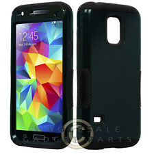 Samsung Galaxy S5 Mini Infuse Prime Case - Black Cover Shell Shield Protector