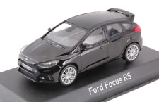 Ford Focus RS 2016 Black  1/43  270565  Norev