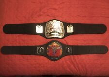 WWF/WWE Kids Toy Championship Belts. Tag Team Title & Undertaker Title