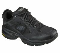 Skechers Sports Trainers Mens Vigor 3.0 Sporty Classic Leather Athletic Shoes